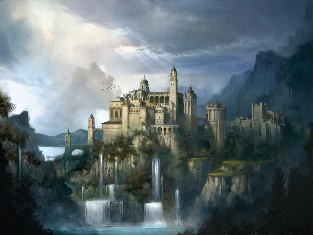 Medieval Castle Wallpapers   Top Medieval Castle Backgrounds 1024x768
