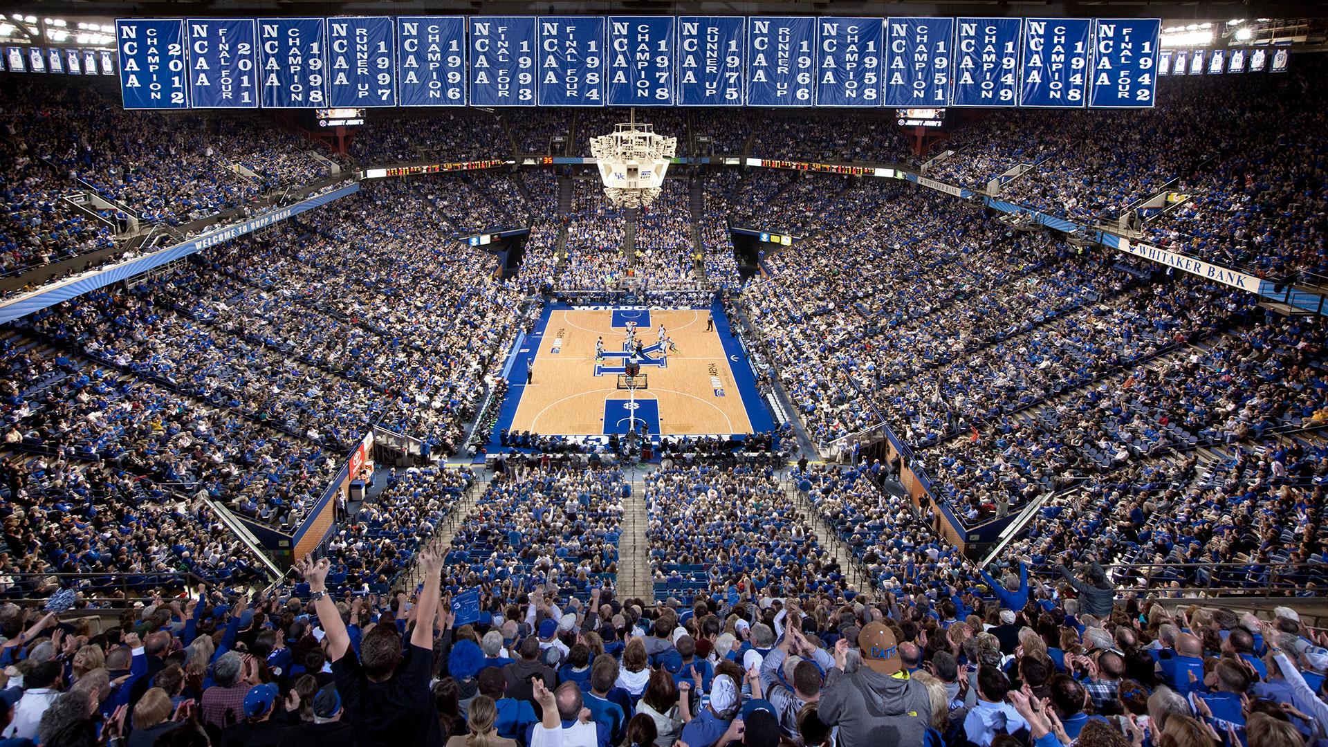 desktop wallpaper for the real University of Kentucky basketball 1920x1080