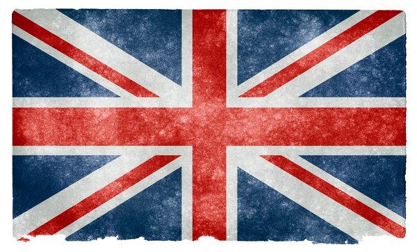 UK Grunge Flag Grunge textured flag of the United Kingdom on vintage 600x362