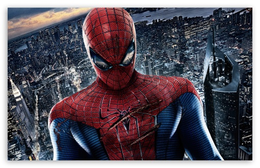 The Amazing Spider Man HD desktop wallpaper High Definition 510x330