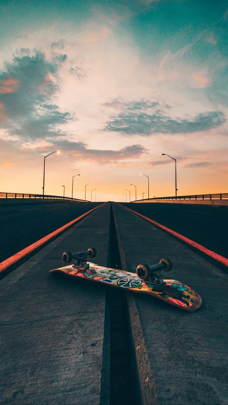 skateboarding wallpaper iPhone Android Skateboard pictures 736x1308