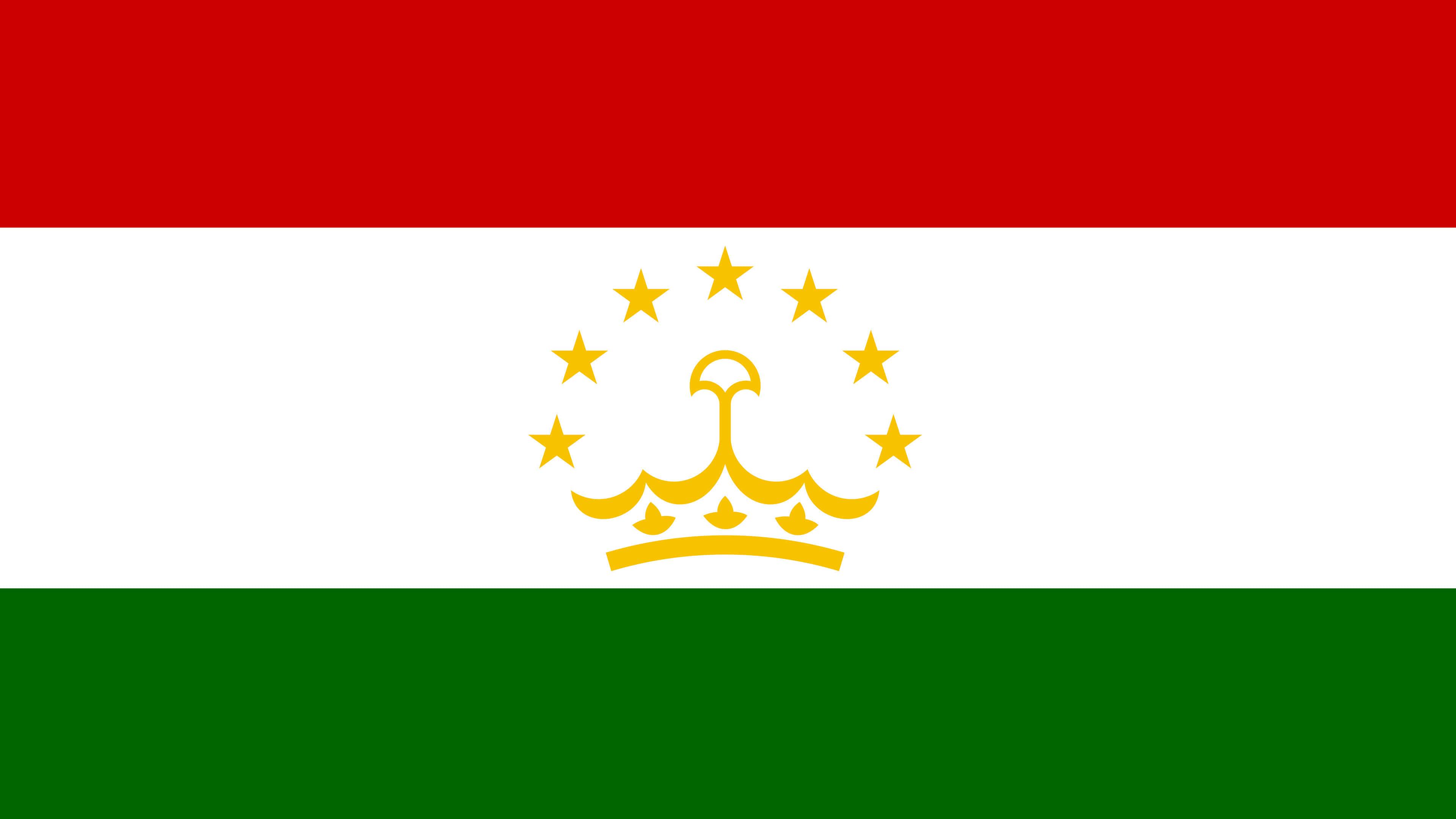 Tajikistan Flag UHD 4K Wallpaper Pixelz 3840x2160