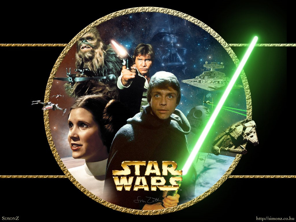 Free Download Luke Skywalker Classic Trilogy 1024x768 For Your