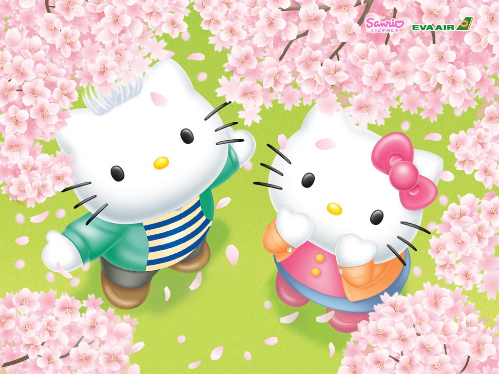 72 Hello Kitty And Friends Wallpaper On Wallpapersafari