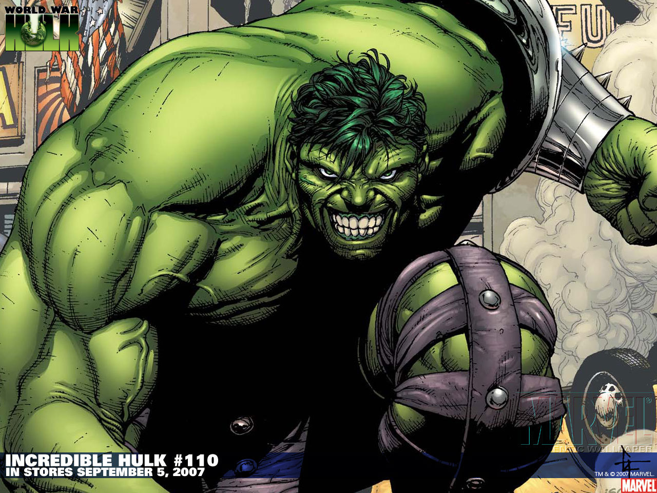 The Incredible Hulk images Hulk HD wallpaper and background photos 1280x960