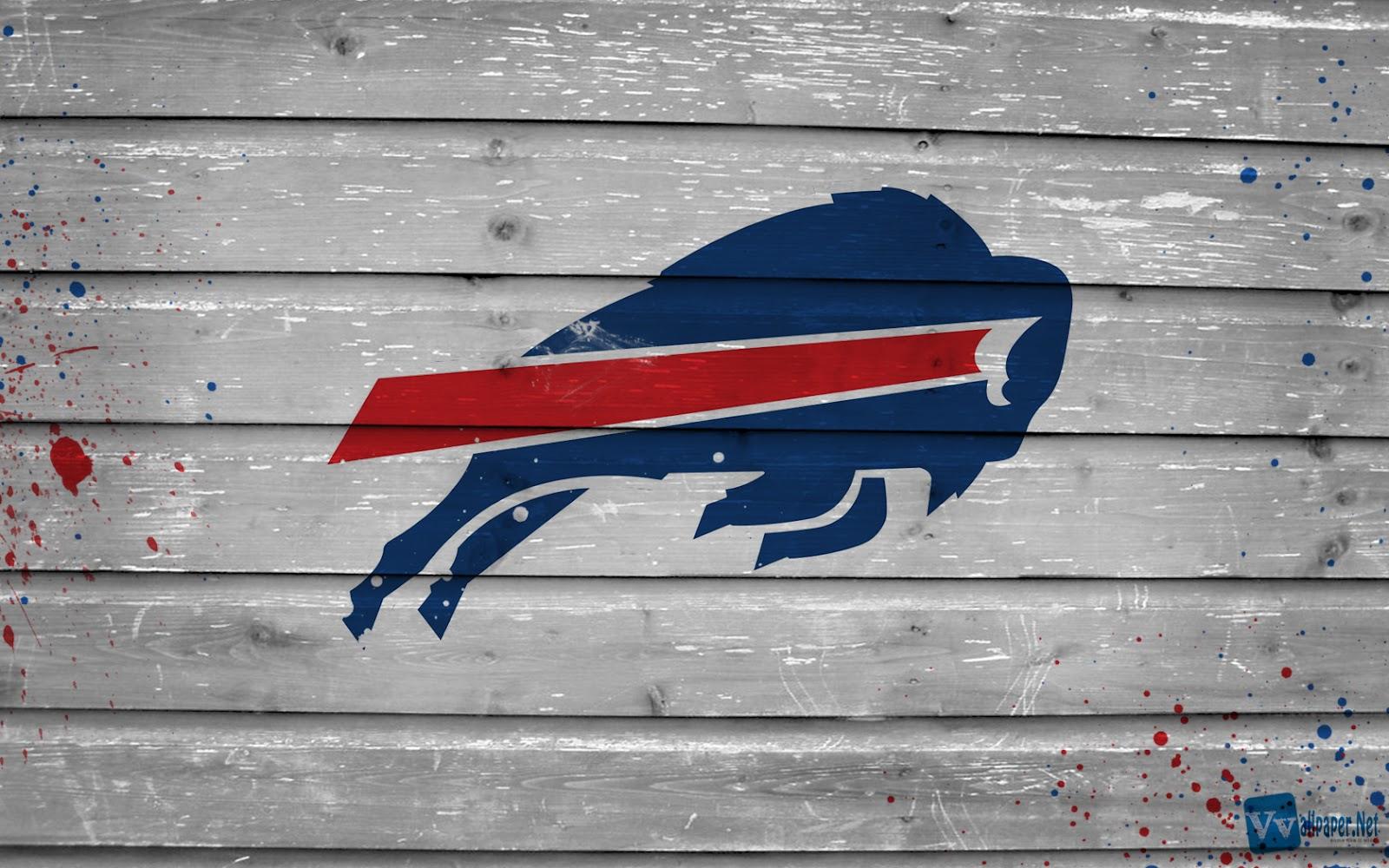 Buffalo Bills Logo and Helmet HD WallpapersImage to Wallpaper 1600x1000