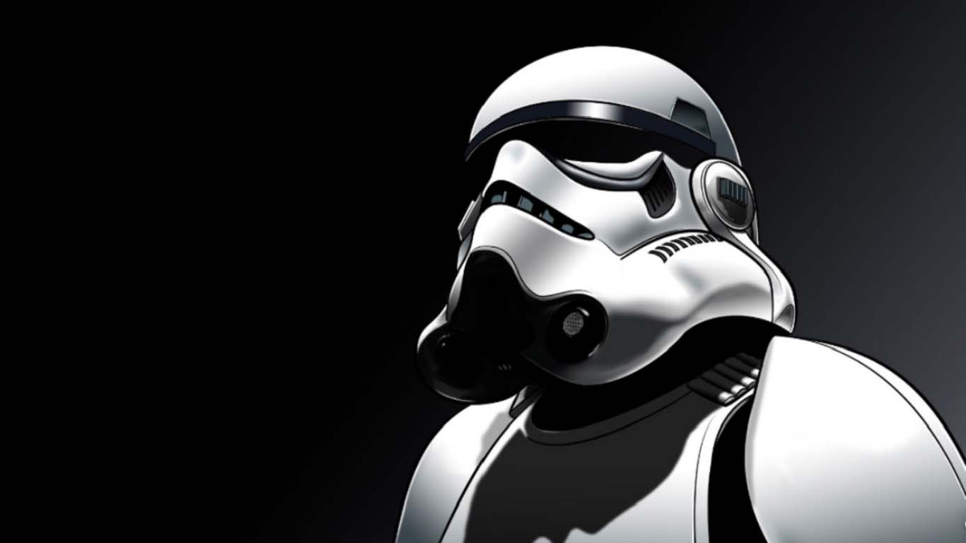 47 Star Wars Wallpaper 1366x768 On Wallpapersafari
