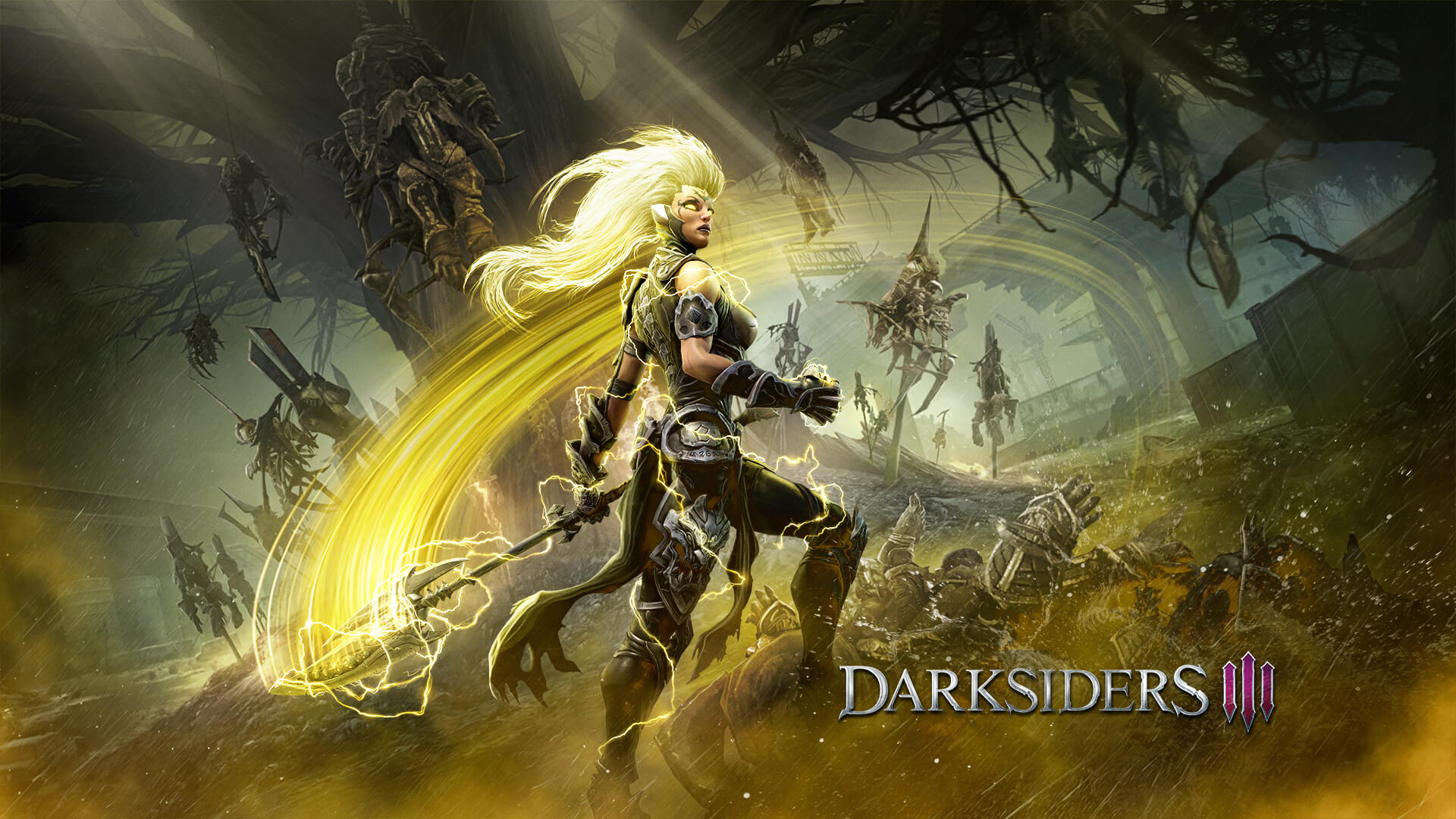 Darksiders III HD Wallpaper Background Image 1920x1080 ID 1920x1080