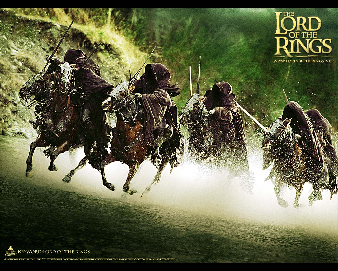 The Lord of the Rings   Lord of the Rings Wallpaper 113103 1280x1024