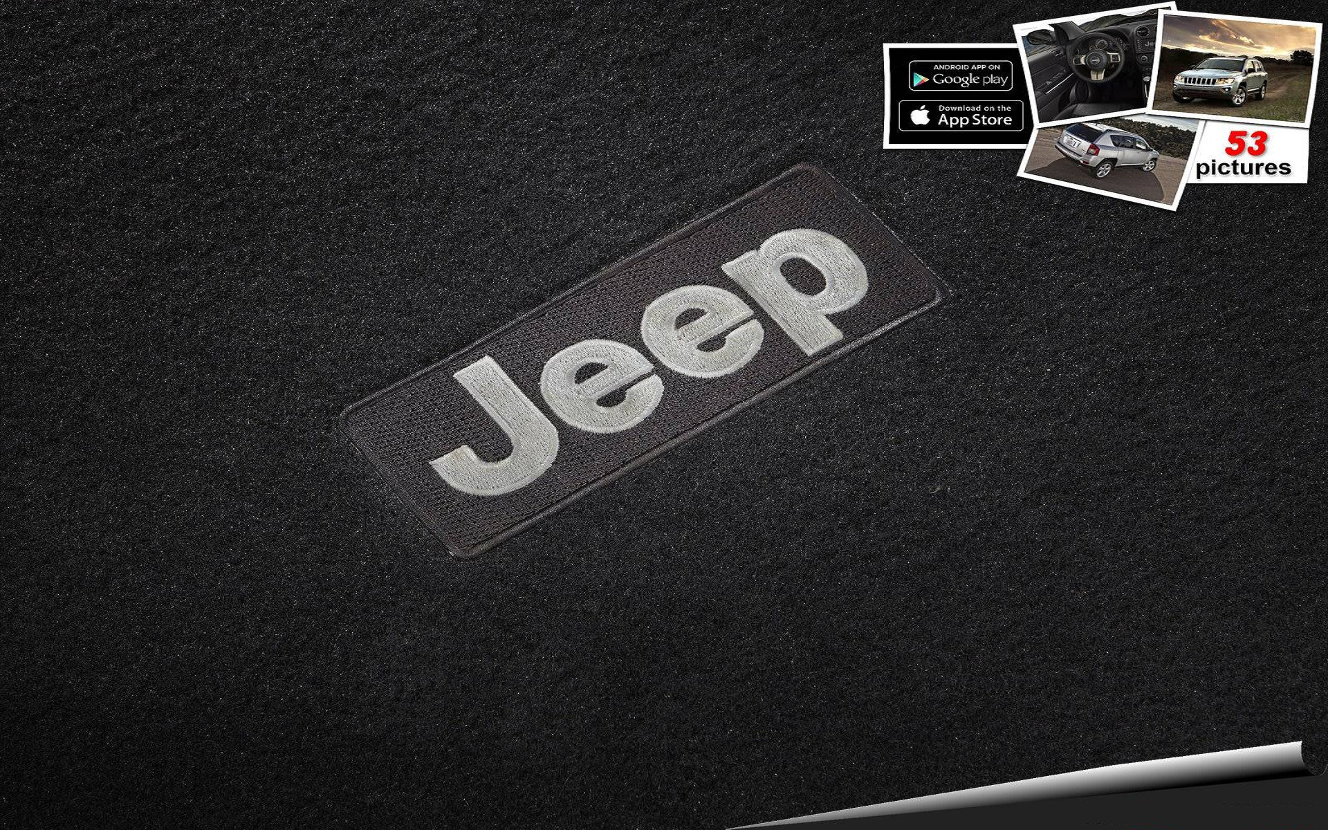 Jeep Logo Wallpapers Hd Pictures to Pin 1920x1200