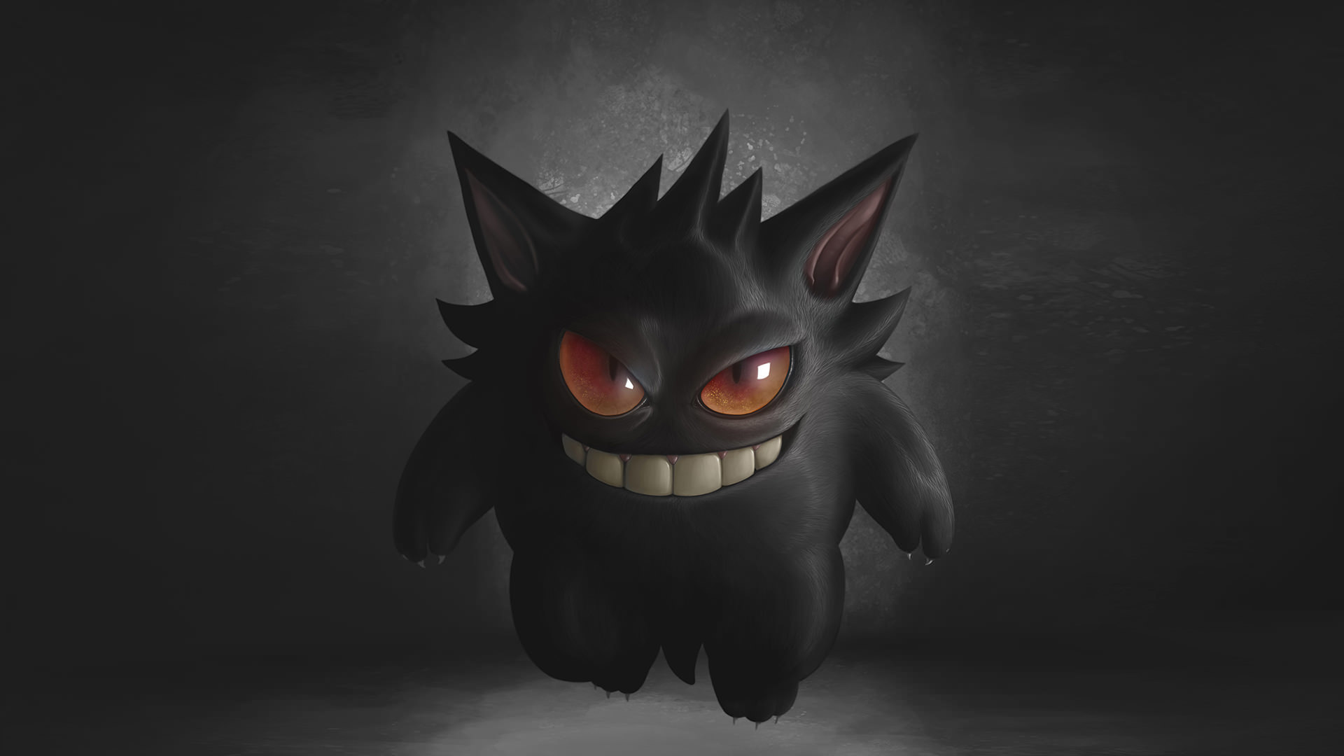 Gengar HD Wallpapers | Full HD Pictures