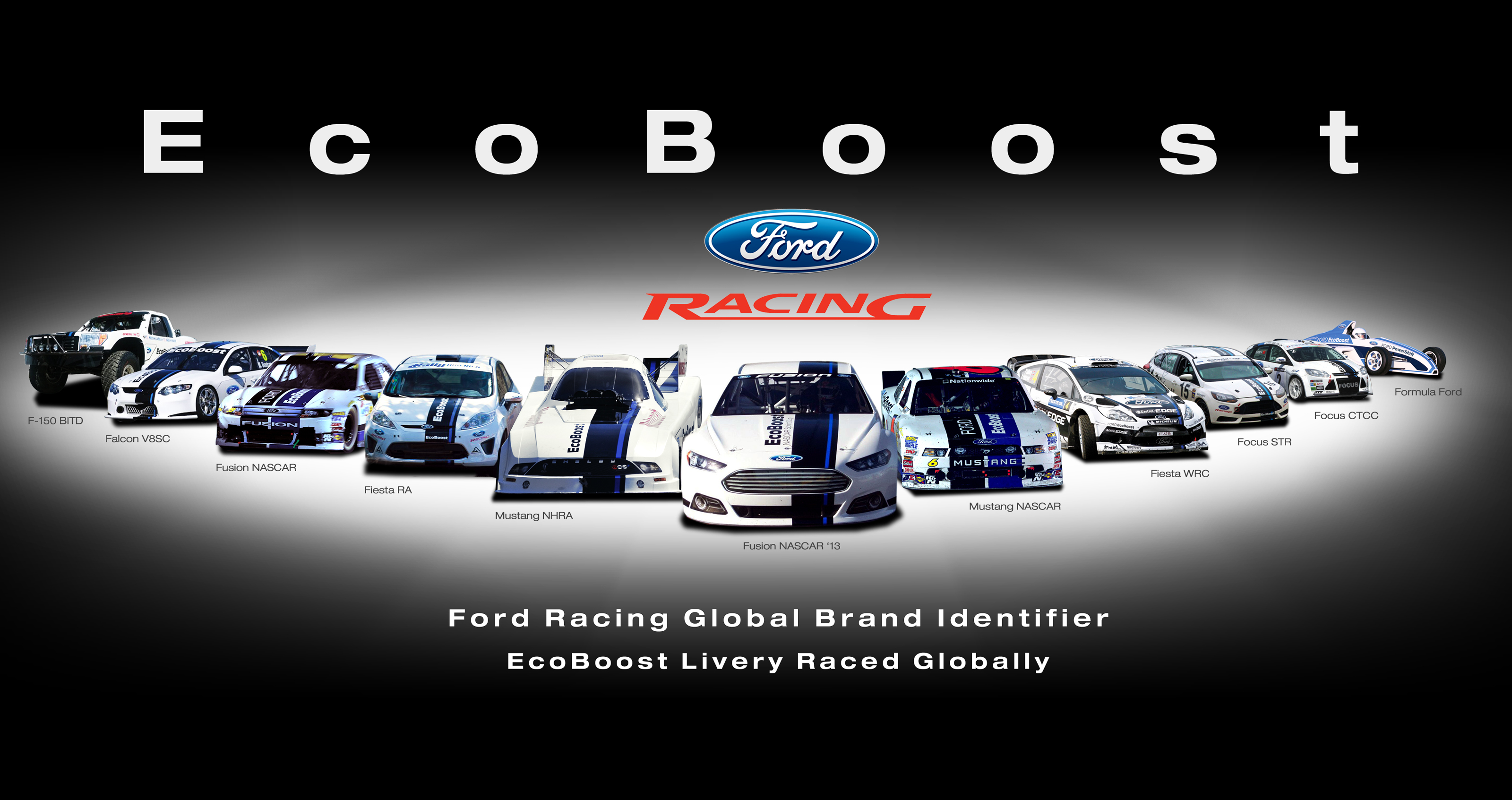 Wallpapers   Ford Racing Performance Parts 3200x1693