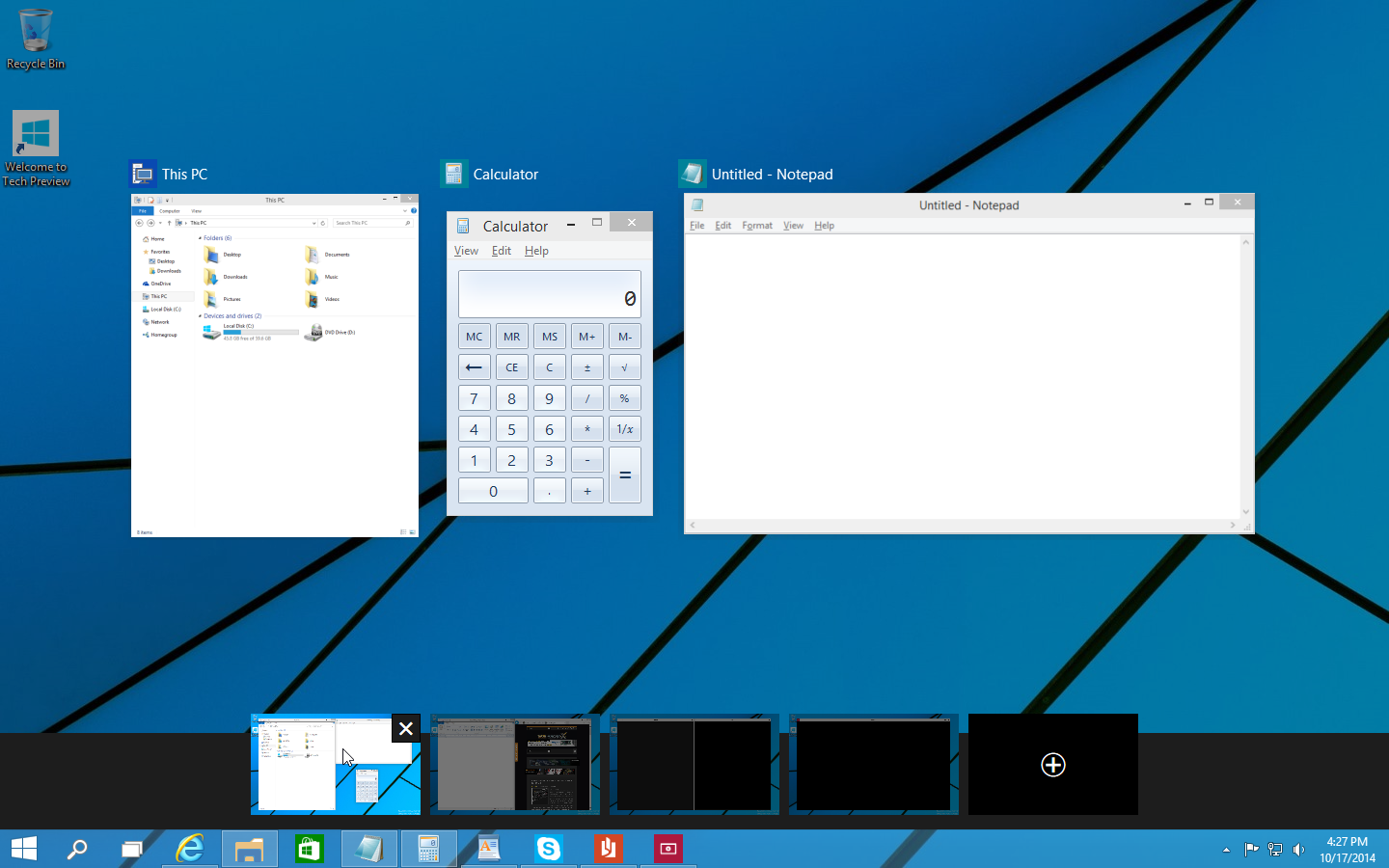 Windows 10 Virtual Desktop Wallpaper - WallpaperSafari