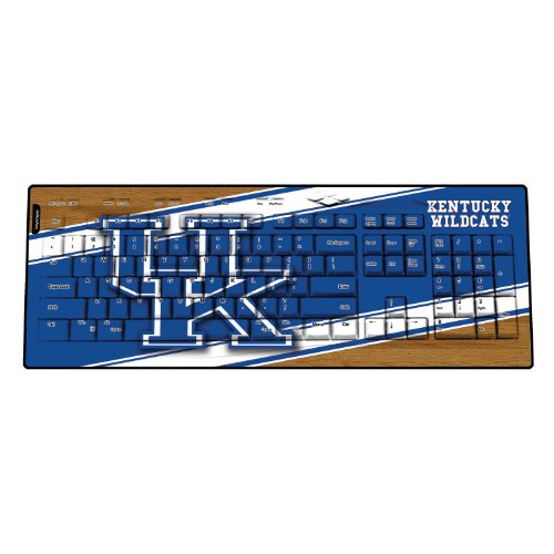 Kentucky Wildcats Wireless USB Keyboard   NCAA 500x500