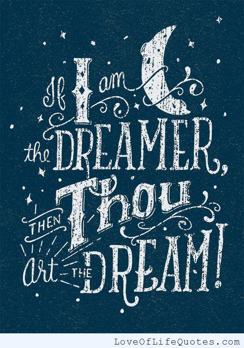 Im A Dreamer Wallpaper Wallpapersafari