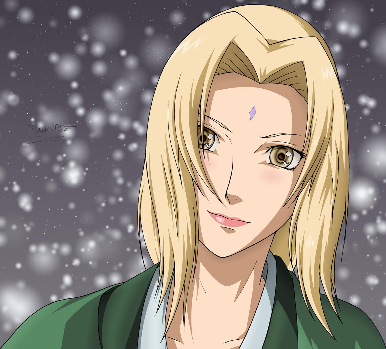 Naruto Tsunade 1280x1157