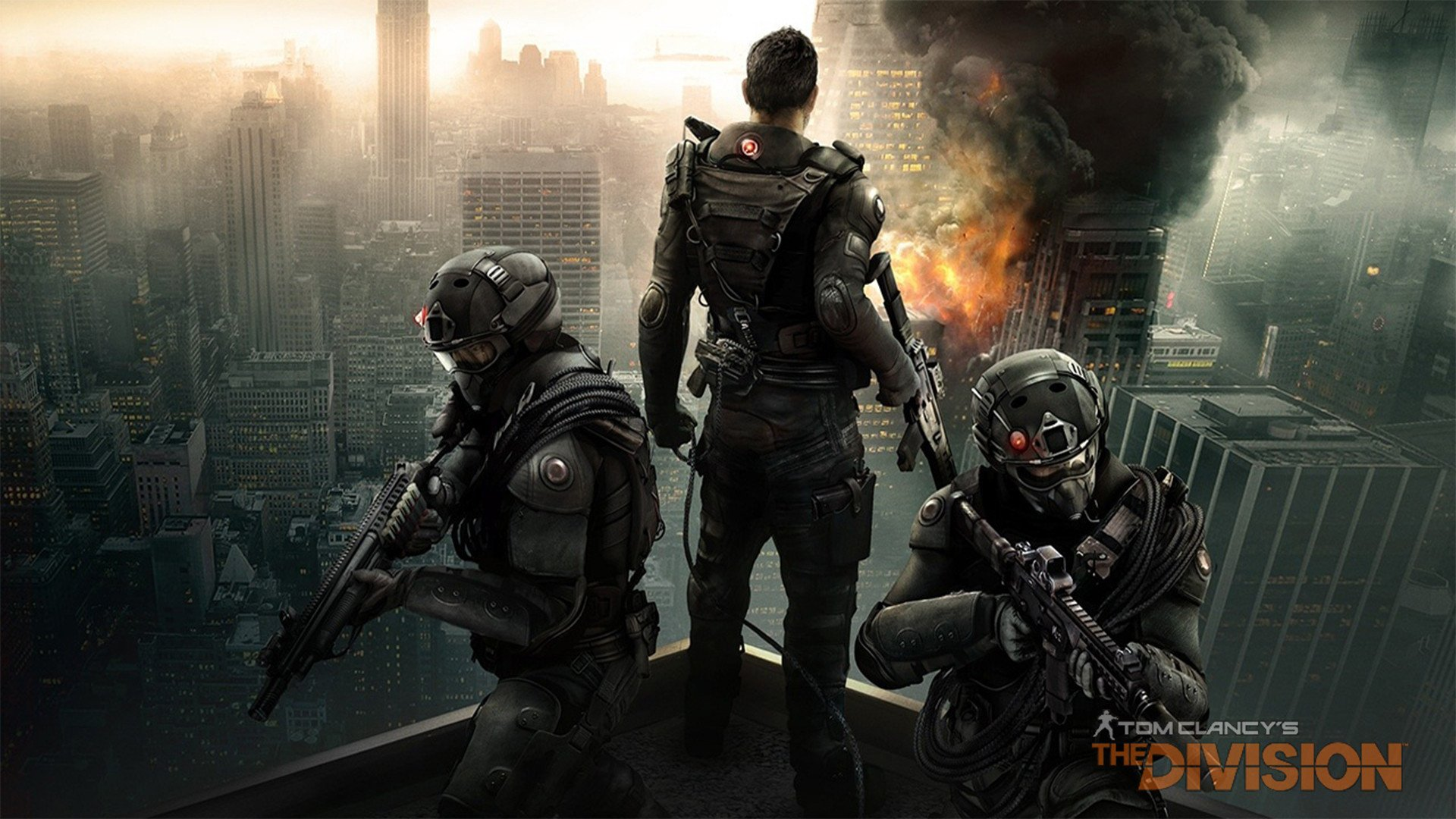45 Tom Clancys The Division Wallpaper On Wallpapersafari