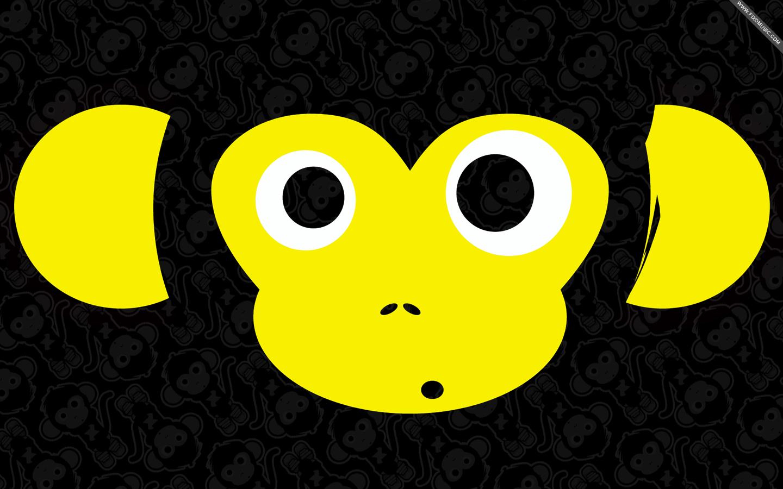 monkey cartoon wallpaper - photo #7