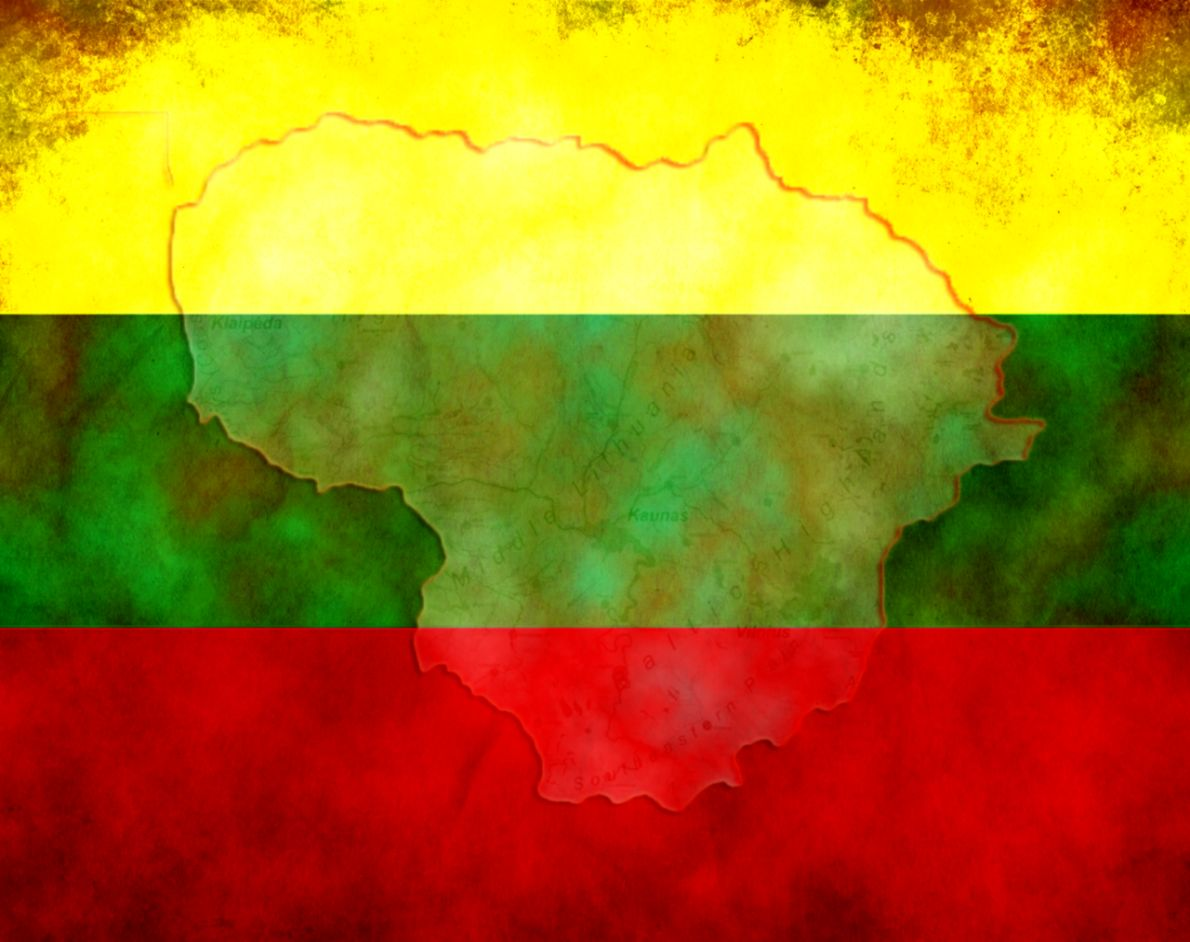 Lithuania Countries Flag Wallpaper Find Wallpapers 1190x942