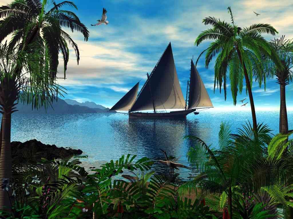 Daniel Sierra 3d Nature Hd Nature Wallpapers for Desktop 1024x768