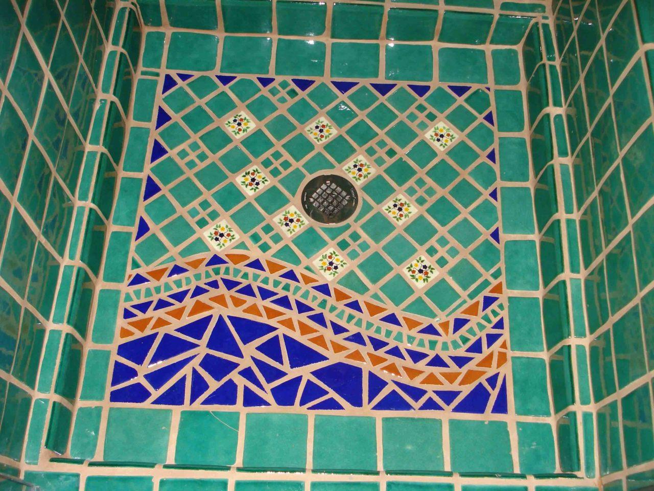 Painted Mexican Tiles Wallpaper PicsWallpapercom 1280x960