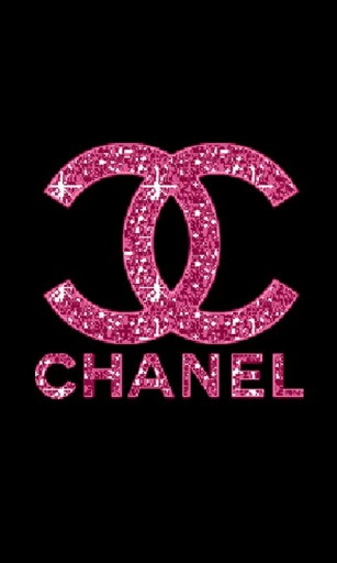 Pink chanel wallpaper wallpapersafari chanel pink live wallpaper for android by vibrant grape appszoom 307x512 altavistaventures