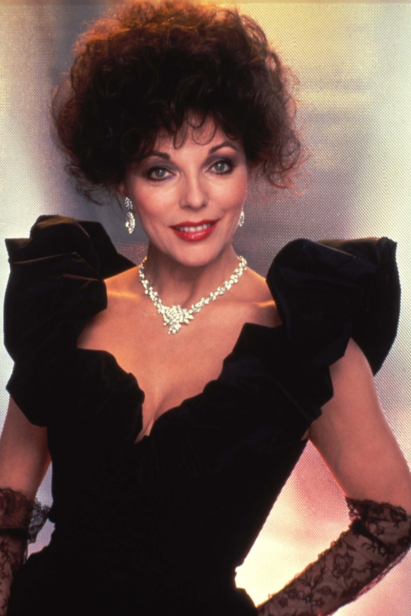 Joan collins fake photos #1