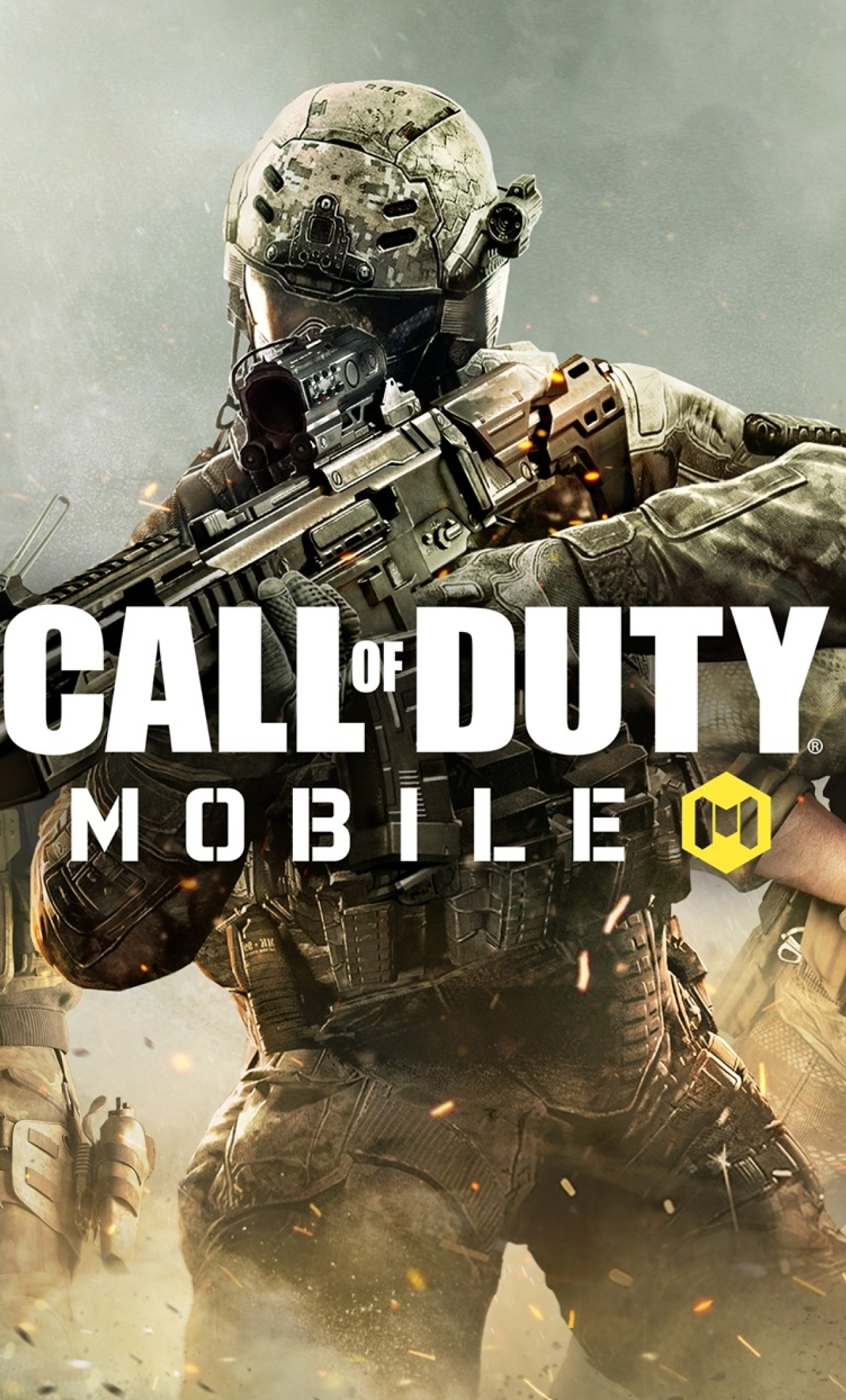 1280x2120 Call Of Duty Mobile Game iPhone 6 plus Wallpaper HD 1280x2120