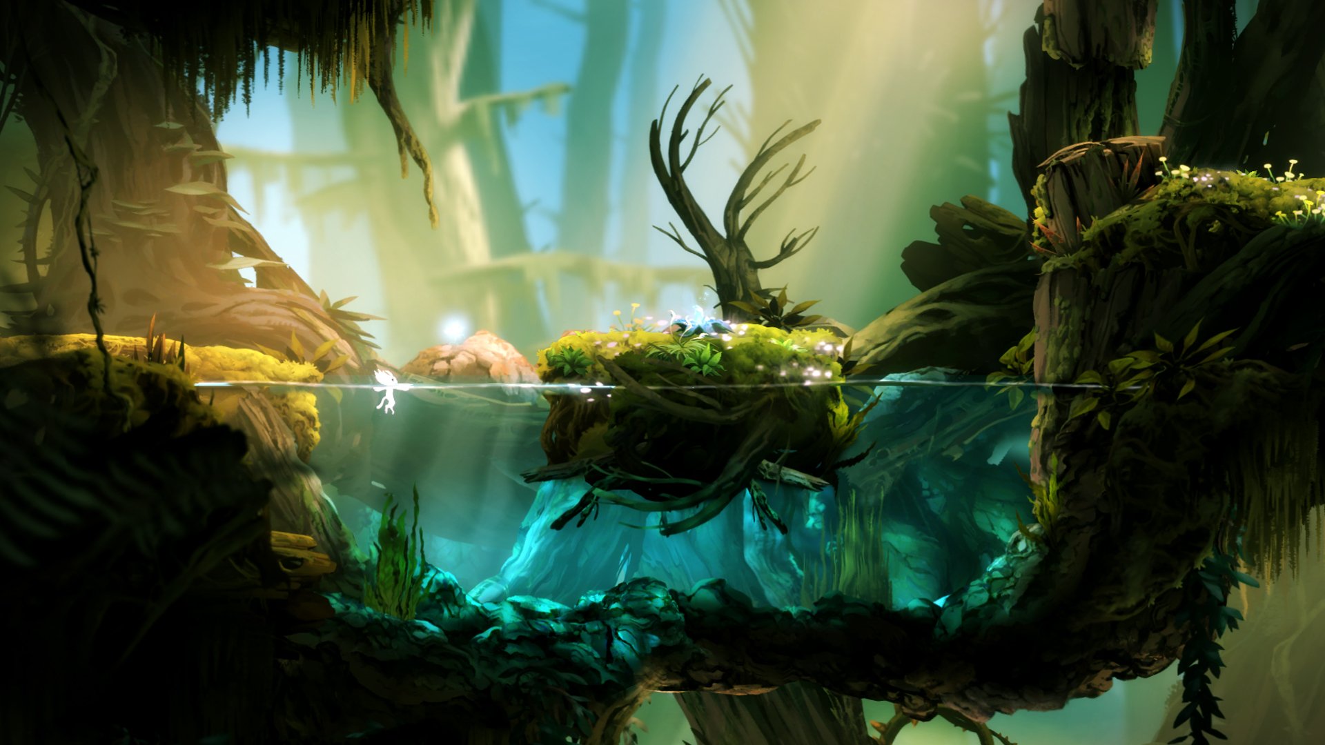 Magnificent Ori and the Blind Forest Wallpaper | Full HD ...