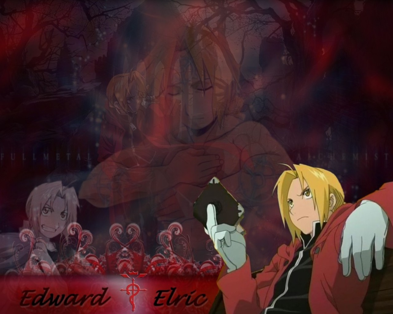 Edward Elric Fullmetal Alchemist wallpaper Anime Forums Anime News 1280x1024