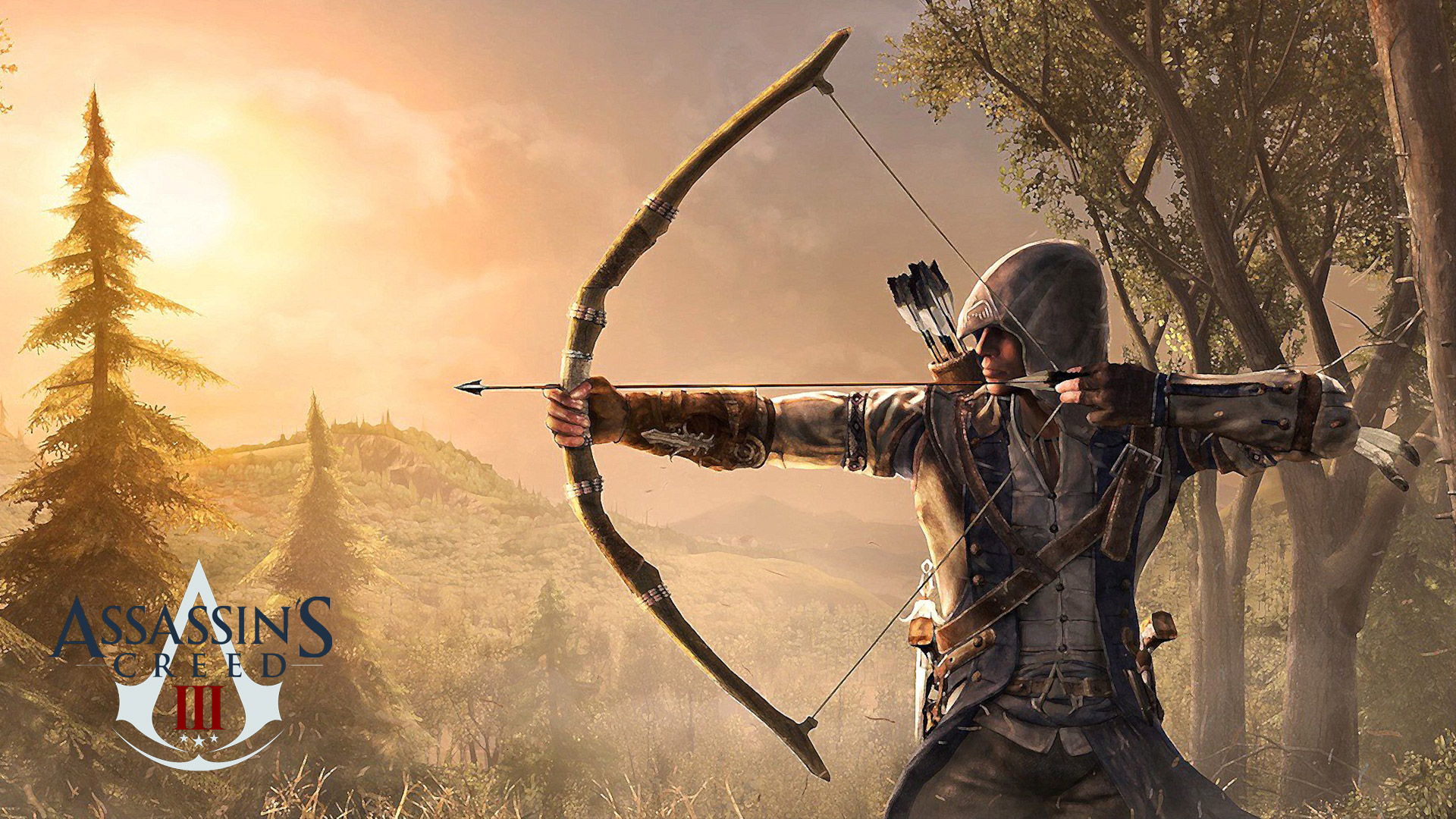 Wallpapers Assassins Creed III   Geekeries   Back to the GEEK 1920x1080