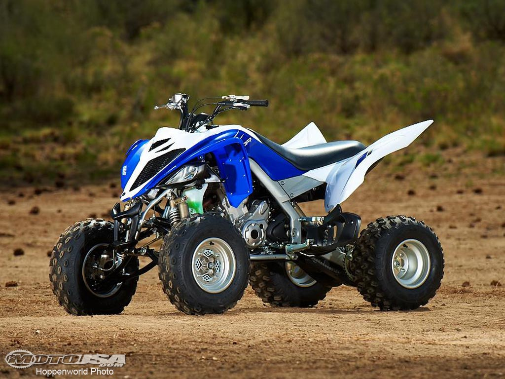 2013 Yamaha Raptor 700R First Ride Picture 5 of 28   Motorcycle USA 1024x768