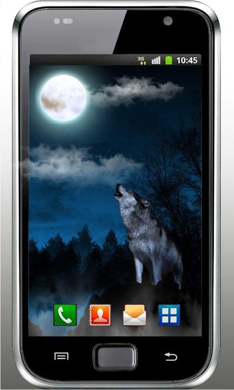 Wolf Sounds Top Live Wallpaper   Android Apps on Google Play 480x800