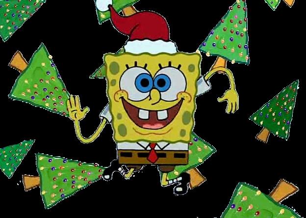 SpongeBob Holiday Wallpaper   Nickelodeon Photo 27884189 624x444