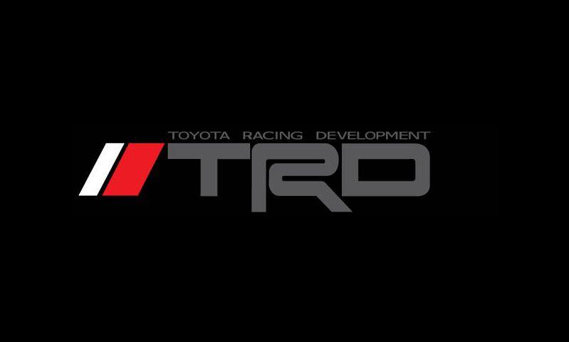 Toyota TRD Logo Wallpaper 799x480