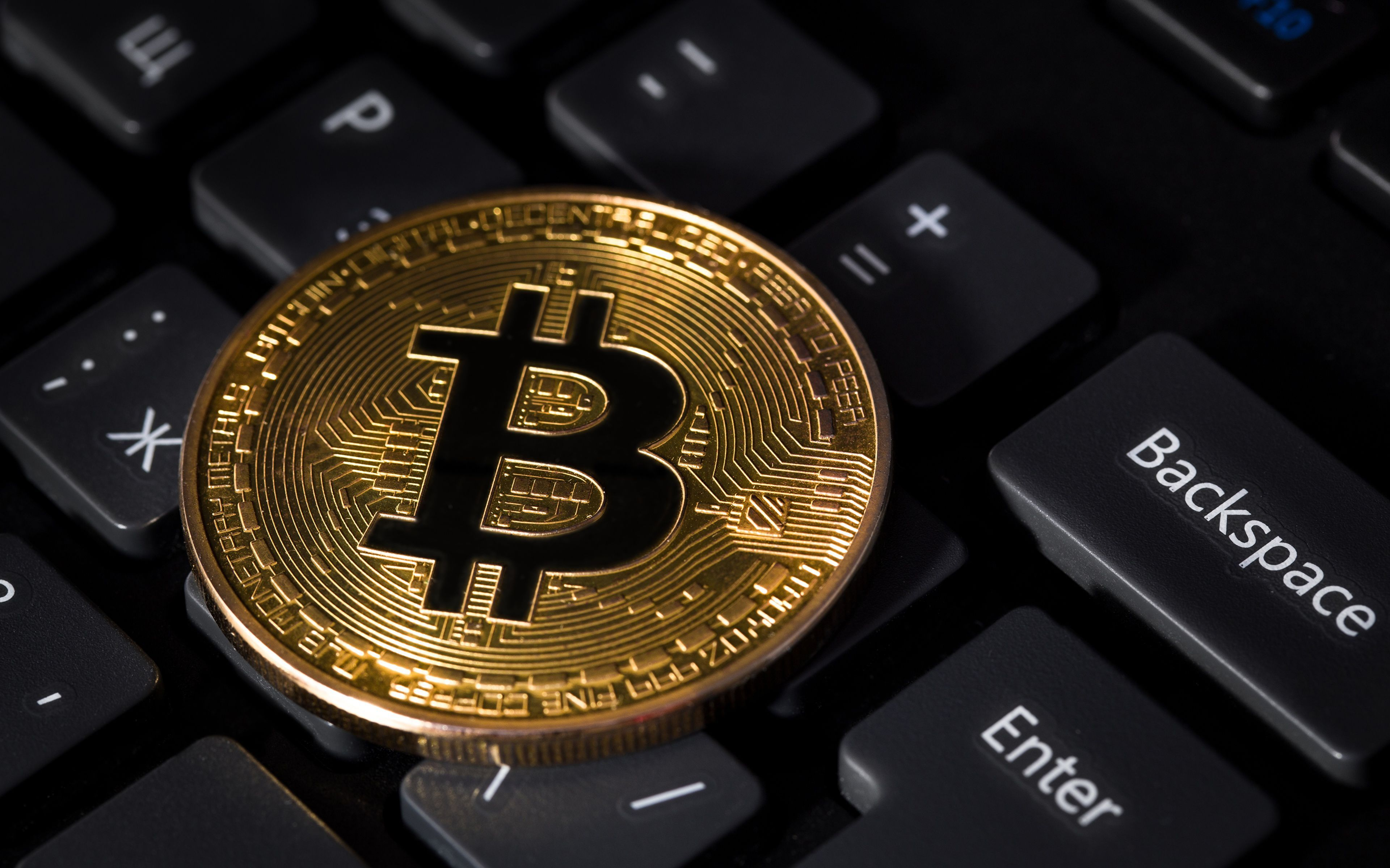 Bitcoin Wallpapers and Photos 4K Full HD Everest Hill 3840x2400