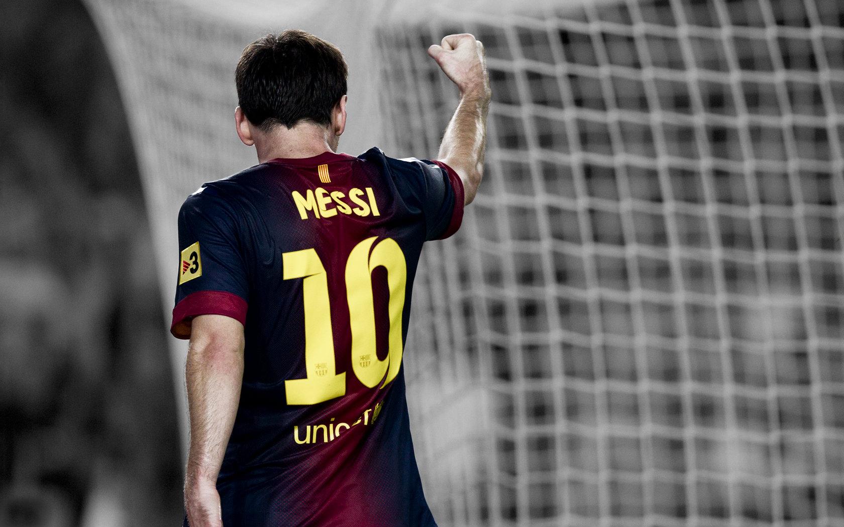 Soccer Lionel Messi HD Desktop Wallpapers Most HD Wallpapers 1680x1050