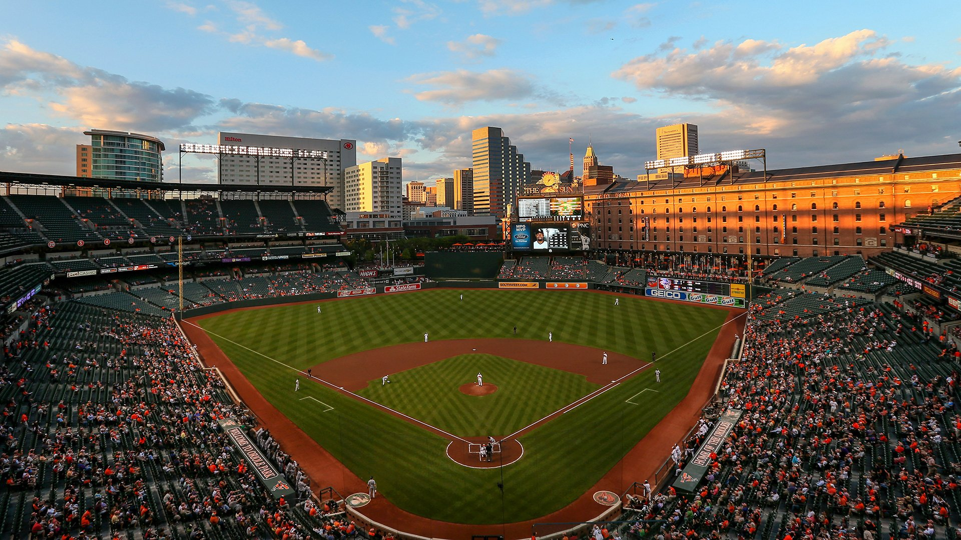 Camden Yards Wallpaper - WallpaperSafari