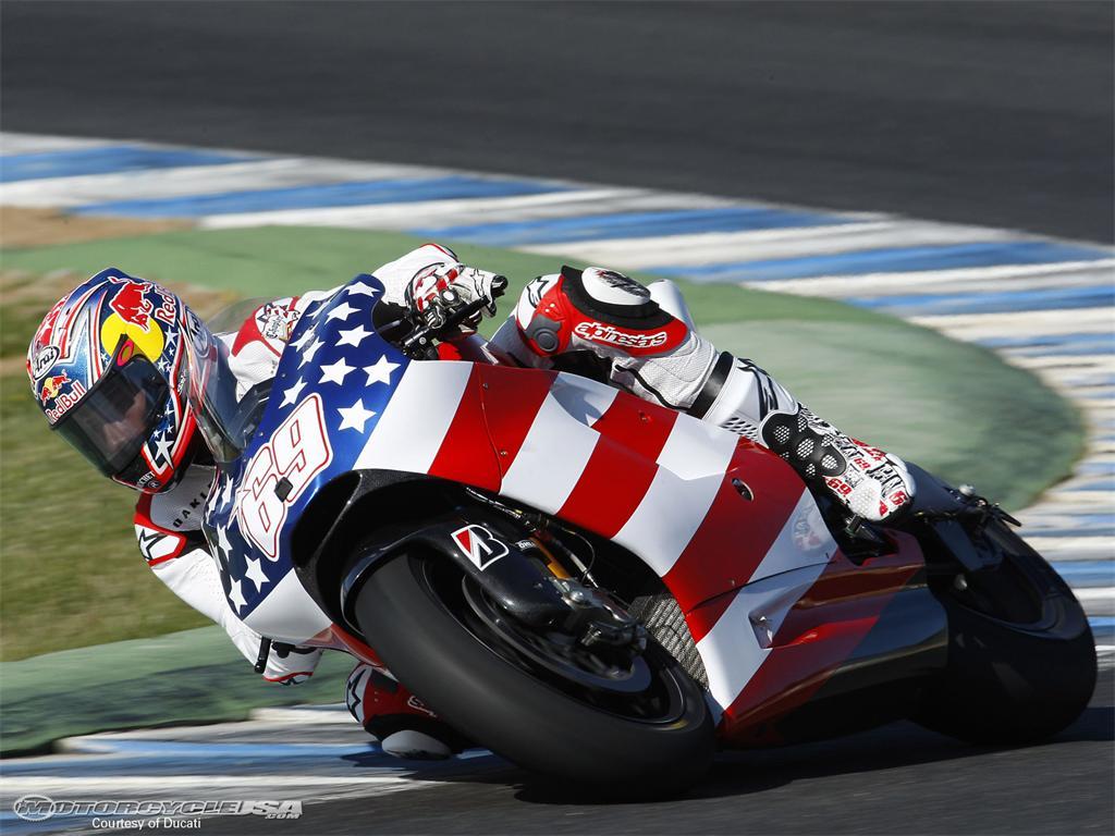 2009 MotoGP   Motorcycle USA 1024x768