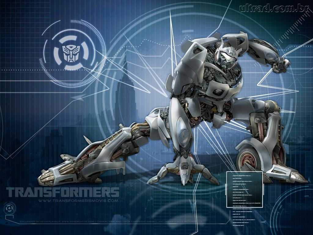 Papel de Parede Transformers   Jazz 1024x768