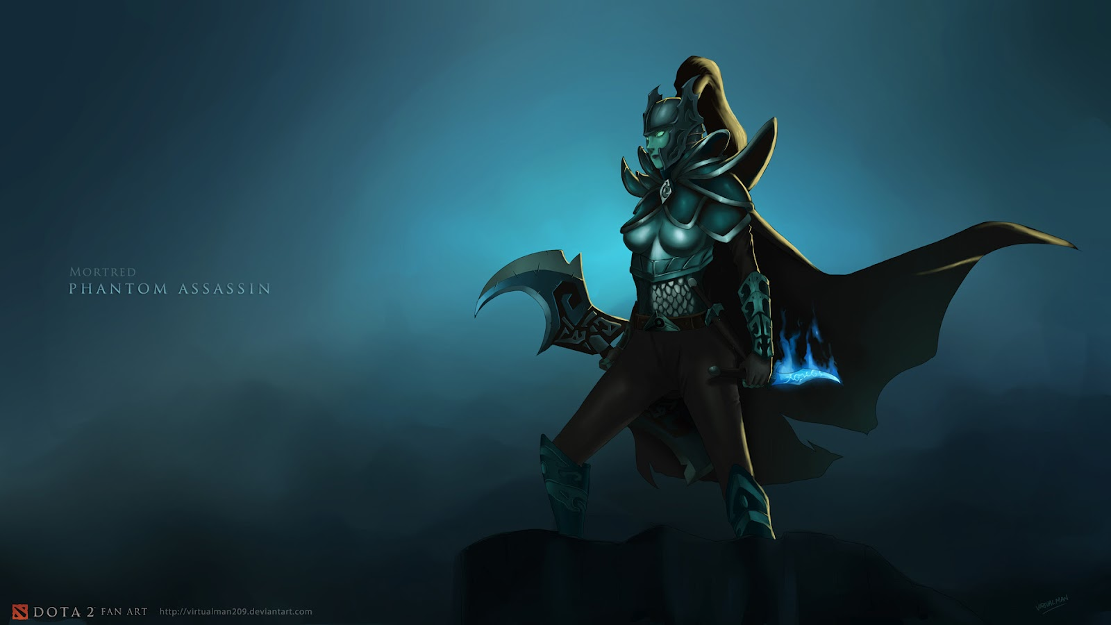 Wallpaper Abyss Explore the Collection Dota Video Game DotA 2 343610 1600x900