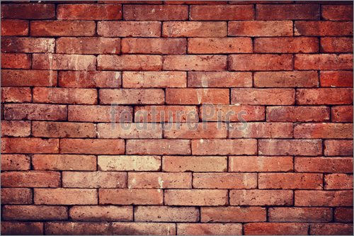 Texture Vintage Red Brick Wall Background   Stock Picture I3709237 at 500x333