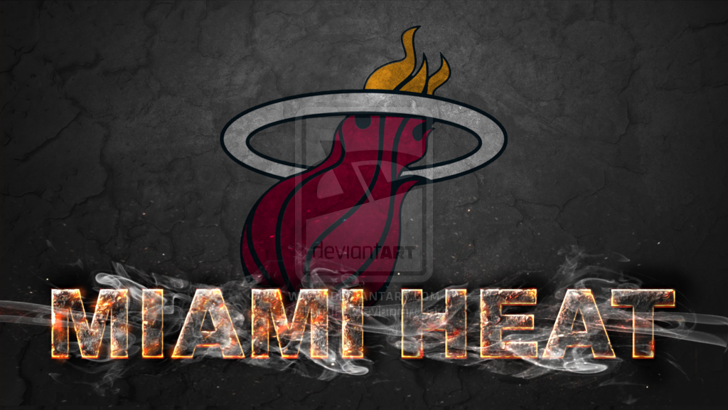 Miami Heat Wallpaper NBA by ToffuPL 1024x576