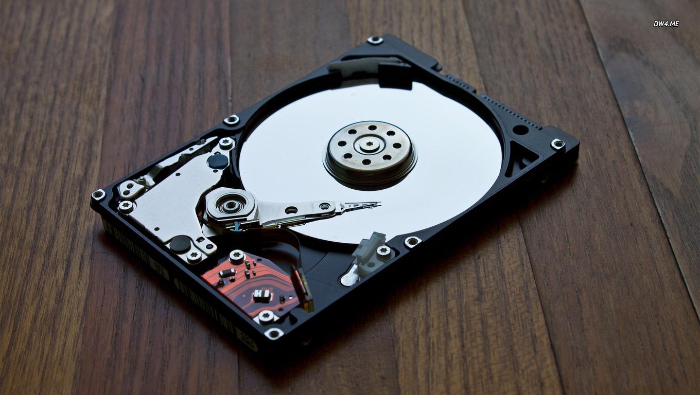 Hard disk drive wallpaper   Computer wallpapers   759 1360x768