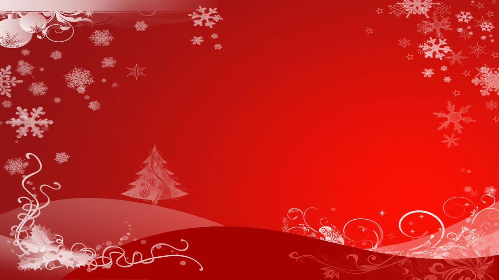 Free download Special Red Christmas Backgrounds Full HD Pictures