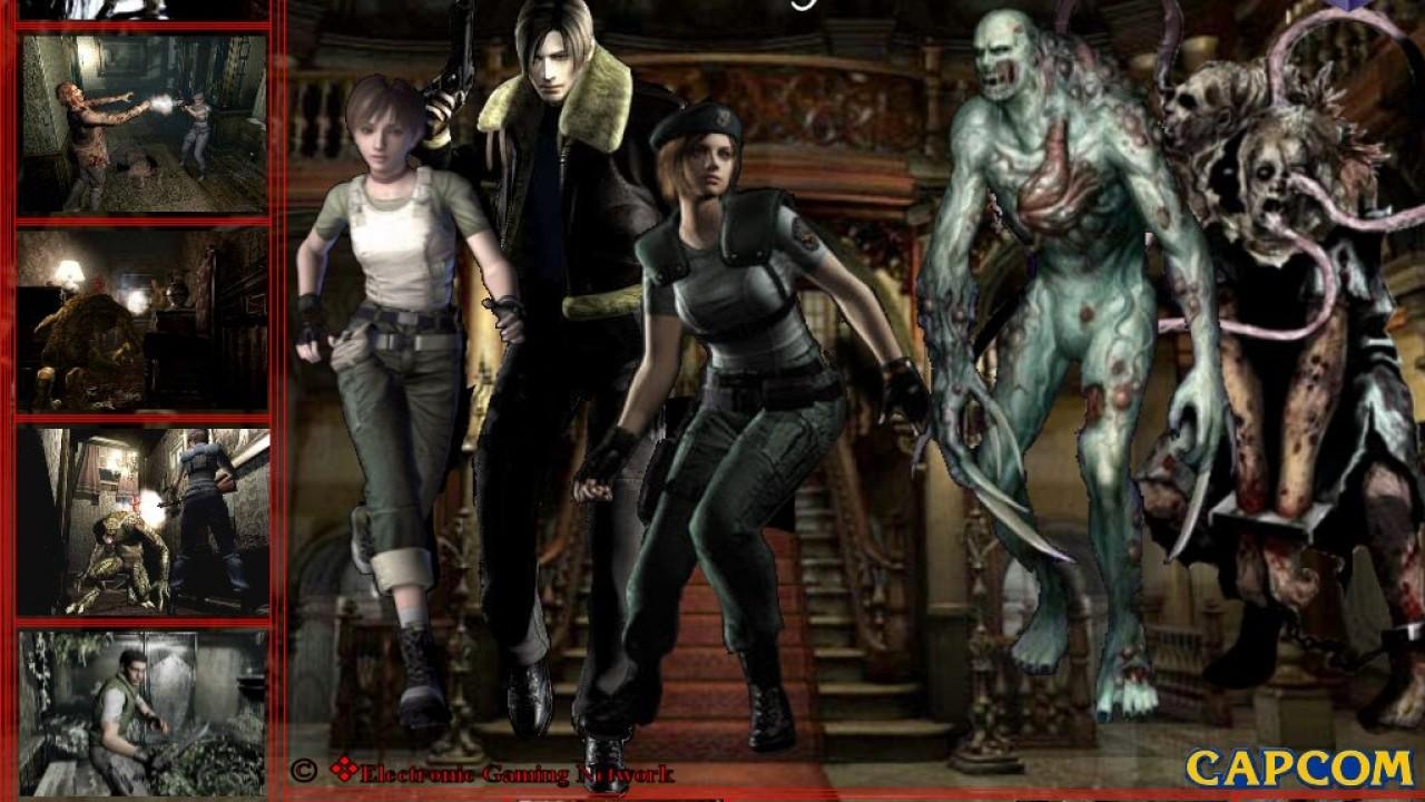 Stars Resident Evil Wallpaper - WallpaperSafari
