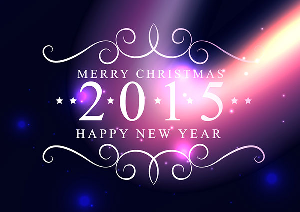 Happy New Year 2015 Wallpapers Images Facebook Cover photos 600x424