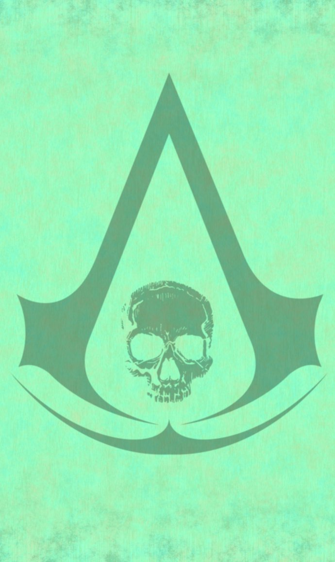 Free Download Assassins Creed Black Flag Phone Wallpaper By Tempuz