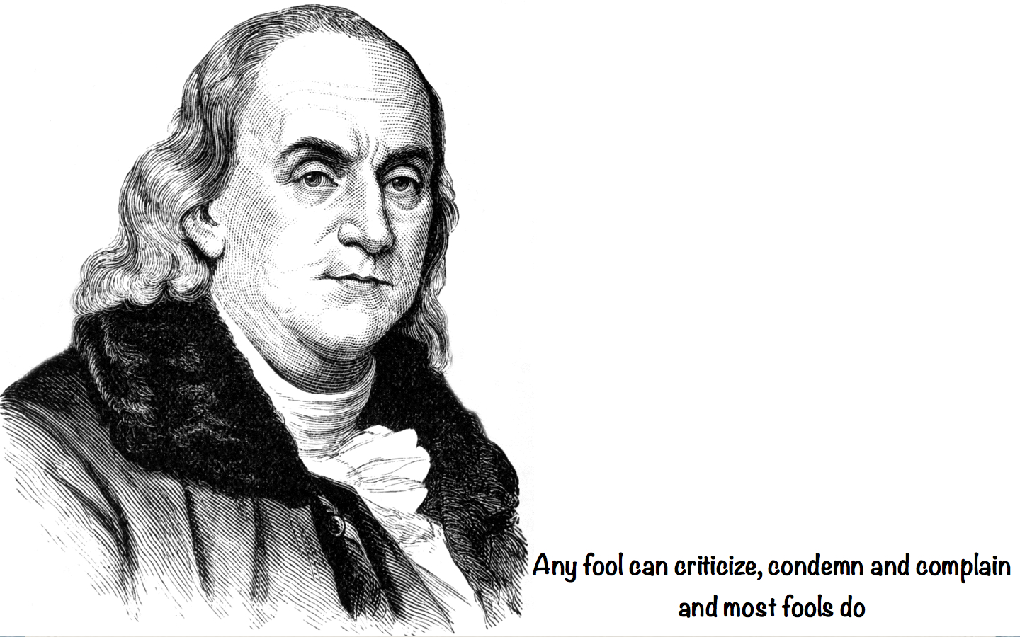 28] Benjamin Franklin Wallpapers on WallpaperSafari 1440x900