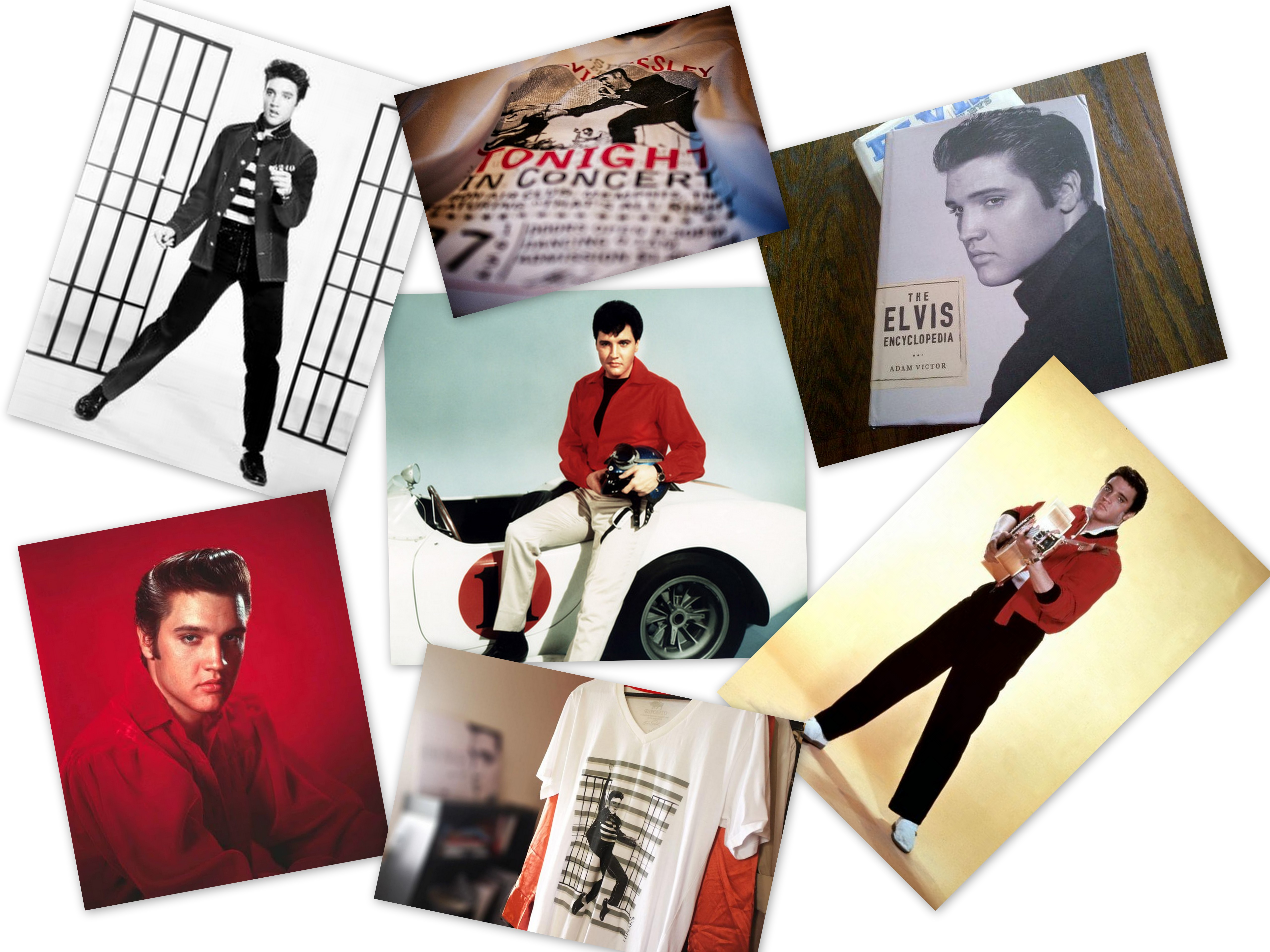 Rock And Roll Collage Wallpaper for Pinterest 5120x3840